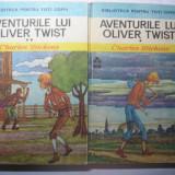 CHARLES DICKENS - AVENTURILE LUI OLIVER TWIST VOL.1.2., l3 - Carte de povesti