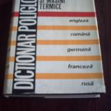 Dictionar Poliglot de Termotehnica si Masini Termice - Coord. Bazil Popa - 1975