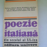POEZIE ITALIANA GIACOMO DEBENEDETTI