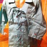 Camasa/haine fete/copii,verde de primavara, NOUA, MINI STEREO-Franta- 8 ron