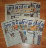 23 numere Ziarul de duminica 2003-2004 (supliment Ziarul Financiar)