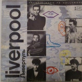 Disc vinil vinyl pick-up Electrecord FRANKIE GOES TO HOLLYWOOD Liverpool