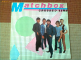 matchbox crossed line album disc vinyl lp muzica rock rockabilly yugoslavia 1983