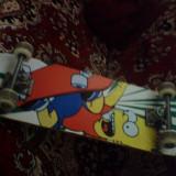 Placa skateboard