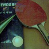 PALETE TENIS DE MASA FRIENDSHIP INTERMEDIARI - Paleta ping pong