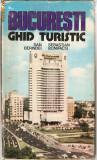(C1053) BUCURESTI GHID TURISTIC DE DAN BERINDEI SI SEBASTIAN BONIFACIU, EDITURA SPORT-TURISM, BUCURESTI, 1980, COPERTI CARTONATE, SUPRACOPERTA, Alta editura