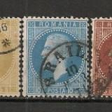 "Romania.1872 Carol I-""Paris"" TD.18 - Timbre Romania"