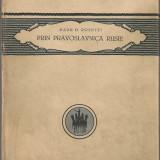 Radu D. Rosetti - Prin pravoslavnica Rusie - 1923 - Carte veche