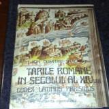 Tarile Romane in secolul al XIV lea - Codex Latinus Parisinus -Dumitru Snagov - Istorie