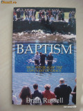 BRIAN RUSSELL - BAPTISM * SIGN AND SEAL OF THE COVENANT OF GRACE { limba engleza }