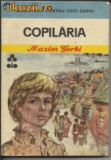 Maxim Gorki - Copilaria, 1981