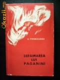 A. Vinogradov - Defaimarea lui Paganini