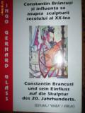 Constantin Brancusi si influienta sa asupra sculpturii secolului al XX-lea