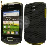 Husa mesh neagra  Samsung Galaxy Mini S5570