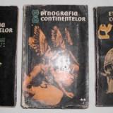 S.P. Tolstov, M.G. Levin, N.N. Ceboksarov  -  Etnografia Continentelor _ 3 volume ( vol. I + vol. II partea 1 si 2), Alta editura