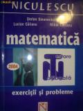 Stefan Smarandache, Lucian Calianu, Mihai Contanu - Matematica. Exercitii si probleme pentru testare nationala