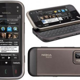 Nokia N97 mini - Telefon mobil Nokia N97 Mini, Negru
