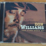Don Williams - The Very Best Of Don Williams - Muzica Country