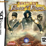 Battles of Prince of Persia  ---  Nintendo DS