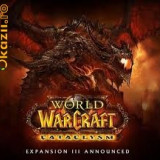 Vand cont World of Warcraft Cataclysm - Jocuri PC Blizzard, Role playing, 16+, MMO