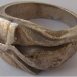 Inel vechi din argint (82) - de colectie - Inel argint