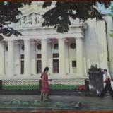 carte postala  rpr judetul GALATI - TEATRUL DE STAT.  CIRCULATA, 1965