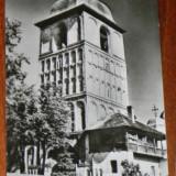 carte postala  JUDETUL ARGES -  CAMPULUNG MUSCEL. TURNUL DE INTRARE IN MANASTIREA NEGRU VODA, CIRCULATA 1967
