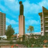 "COVASNA,HOTELURILE,""CERBUL"" SI ""COVASNA""-CIRCULATA-1980"