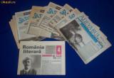 14 numere Adevarul literar si artistic (2002-2003, Romania literara)