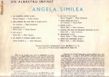 Disc-Angela Similea-Un albastru infinit