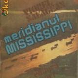 Viorel Salagean-Meridianul Mississippi (calatorie in Statele Unite -sociologie) (C278) - Carte de calatorie