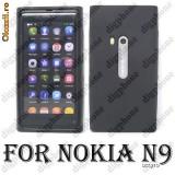 NOKIA N9 - HUSA NOKIA N9 - POWER BLACK TPU - NOKIA N9 - PROTECTIE NOKIA N9 - MODEL NOU - Husa Telefon