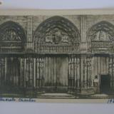 FOTOGRAFIE DIN CHARTRES(FRANTA)ANUL 1928