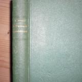 La Fameuse Comedienne, Abel Hermant, carte veche - Carte in franceza