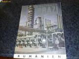 Die Raffinerie Brazi - Rafinaria Brazi - in germana