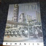 Die Raffinerie Brazi - Rafinaria Brazi - in germana - Carte de aventura