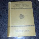 A. Pousson - Precis des maladies des voies urinaires - 1917 - in franceza - colection Testut