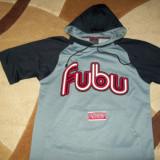 Vand tricou FUBU - Tricou barbati Energie, L, Maneca scurta, Camel, Poliester