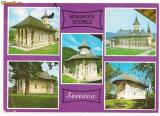 Carte postala-SUCEAVA-Monumente istorice