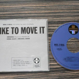 REEL2REAL - I LIKE TO MOVE IT - SINGLE REMIX