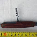 Briceag cu maner din lemn - Briceag/Cutit vanatoare