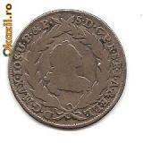 Moneda IN DEO CONSILIUM  1769 argin, in stare buna