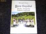 Tara Oasului - Studiu etnografic - Volumul 2 - cultura materiala - Gheorghe Focsa