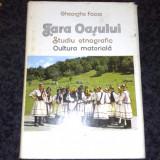 Tara Oasului - Studiu etnografic - Volumul 2 - cultura materiala - Gheorghe Focsa - Carte Arta populara