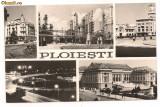 Carte postala(ilustrata)-PLOIESTI-colaj