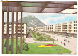 Carte postala(ilustrata)-DEVA-vedere spre cetate