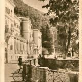 BAILE HERCULANE,SANATORIUL BALNEAR;RPR CIRCULATA-1960