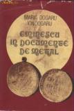 Bnk mdl Maria si Ion Dogaru - Eminescu in documente de metal