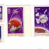Timbre-Cosmonautica 2 -1965