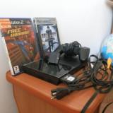 Ps 2 nou cu card si jocuri ! Astept oferte! - PlayStation 2 Sony